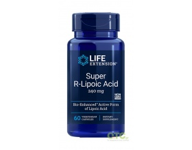 Life Extension SUPER R LIPOIC ACID 240 mg – To Ισχυρό Αντιοξειδωτικό