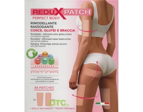 REDUX PATCH PERFECT BODY - Αναδιαμόρφωση και σύσφιξη σε μηρούς, γλουτούς, χέρια