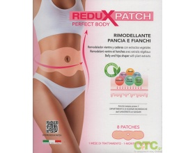 REDUX PATCH PERFECT BODY -  Έμπλαστρο Αναδιαμόρφωσης της κοιλιάς