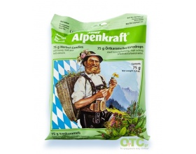 Alpenkraft candies Καραμέλες για το λαιμό και τον βήχα