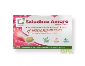 Saludbox Amore - Βελτιώνει την ποιότητα των σεξουαλικών σχέσεων