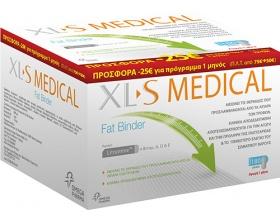 XL-S MEDICAL FAT BINDER 180 caps
