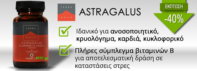 ASTRAGALUS Προσφορά